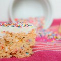 white chocolate cake better krispie treats
