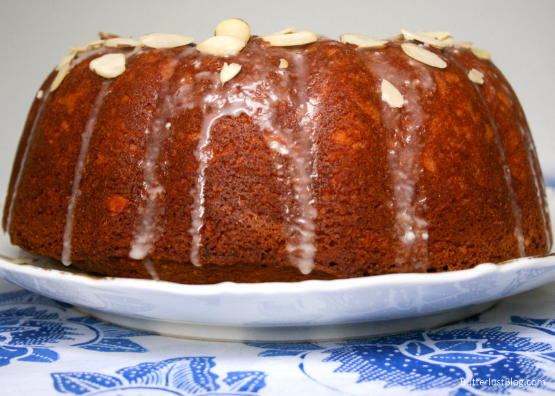 Almond Buttermilk Bundt Cake