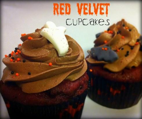 red velvet cupcakes I butterlust blog