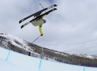 Foreign skiers rule on Park City moguls
