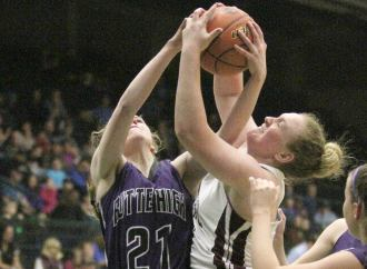 Central girls survive scare, fight past Bulldogs