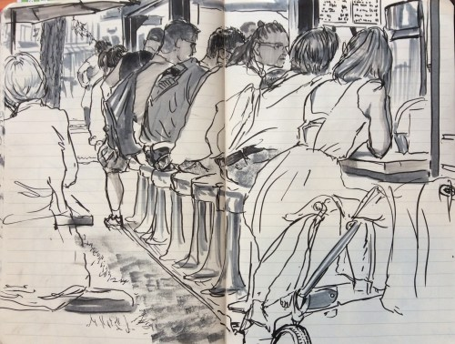 Lunch counter
