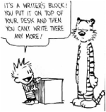 Does writer's block really exist?