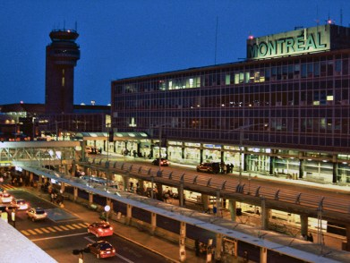 Pierre Elliott Trudeau International Airport (photo via Wikimedia Commons)