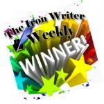 #AStoryAWeek and the Iron Writer Challenge #44