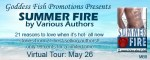 Summer Fire boxed set: An excerpt + #giveaway