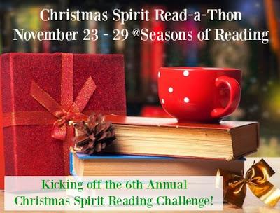xmas spirit read-a-thon 2015