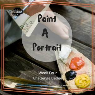 Paint-A-Portrait