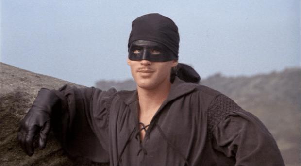 The Dread Pirate Roberts, aka Farm Boy, aka Westley