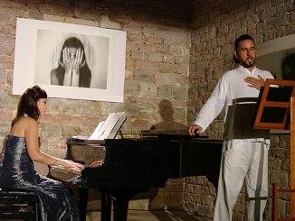 Grad teatar - Koncert - Marko Kalajanovic i Milica Sekulic - 1