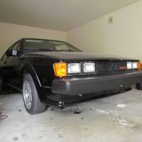 A Completely Restored Scirocco 16V