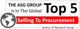 The ASG Group - Top 5 in Sales Training