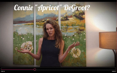 "Why I'm changing my name to Connie ""Apricot"" De Groot"