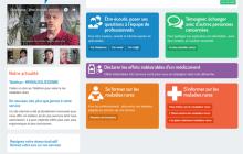 Nouveau site pour Maladies Rares Info Services