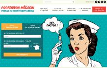 Profession Médecin : portail de recrutement médical