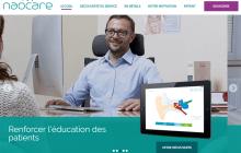 Naocare : service d'accompagnement dans l'éducation des patients
