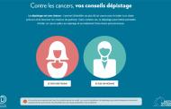 Cancer : des conseils dépistage en 2 clics par l'INCa