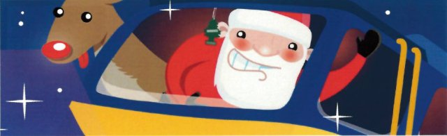WCE Santa Train 1