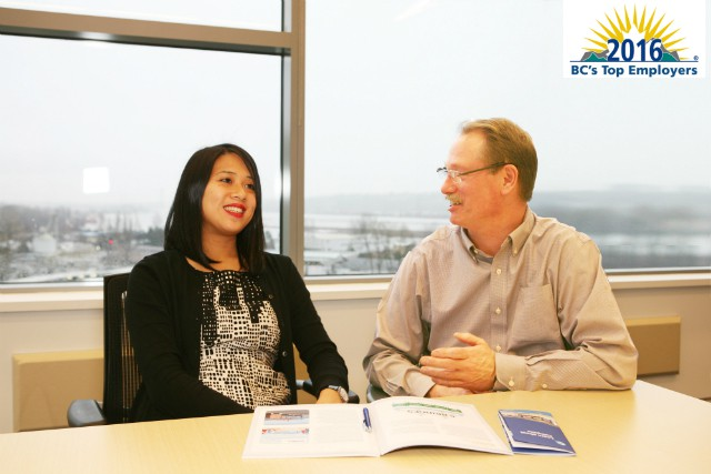 2016 bc top employers