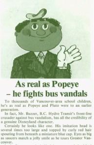 1978 - Mr Buzzer