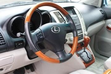Lexus Woodgrain