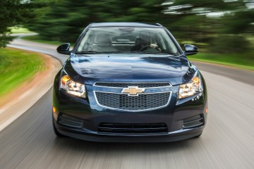 Why You Should Take Notice of the 2014 Chevrolet Cruze