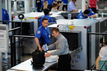 Orlando TSA Agent