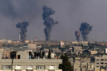 Israel and Hamas have agreed to a 12-hour cease-fire