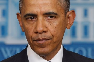 Obama's Face of Disapproval