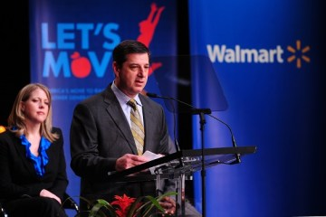 The CEO of Walmart's U.S. branch is making a sudden departure
