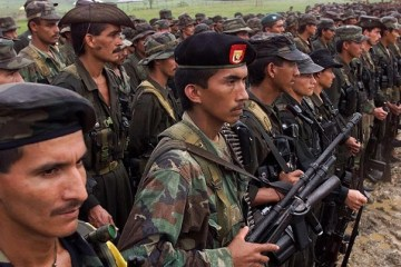 FARC rebels and the Colombian military are meeting in Havana to negotiate