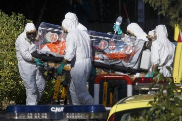 Spanish priest becomes the first European to die of Ebola