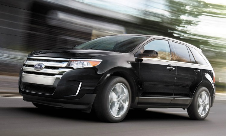The 2014 Ford Edge is a Functional and Fuel Efficient Crossover SUV