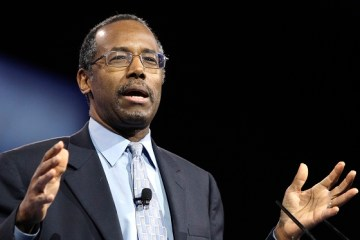 There's a good chance that Ben Carson could run for President in 2016