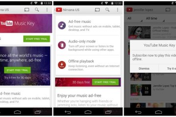 YouTube's music streaming service is weeks away from launch