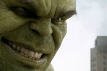 Hulk Smiling