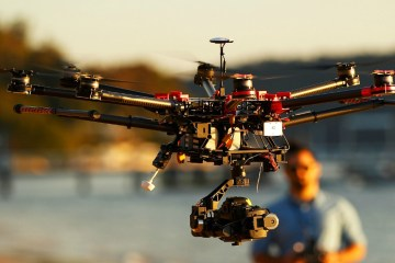 NASA and Verizon are working on a drone-monitoring system