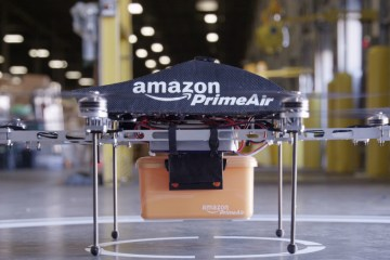 Amazon wants local and state governments to stay out of drone regulations