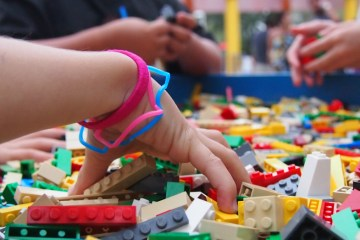 The age of plastic Legos is coming to an end