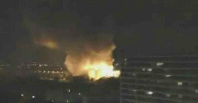 Sagamihara Explosions