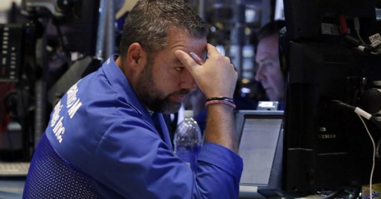 Wall Street Black Monday