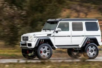 2016 Mercedes-Benz G500 4x4