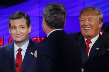 Ted Cruz Donald Trump Delegate Battle