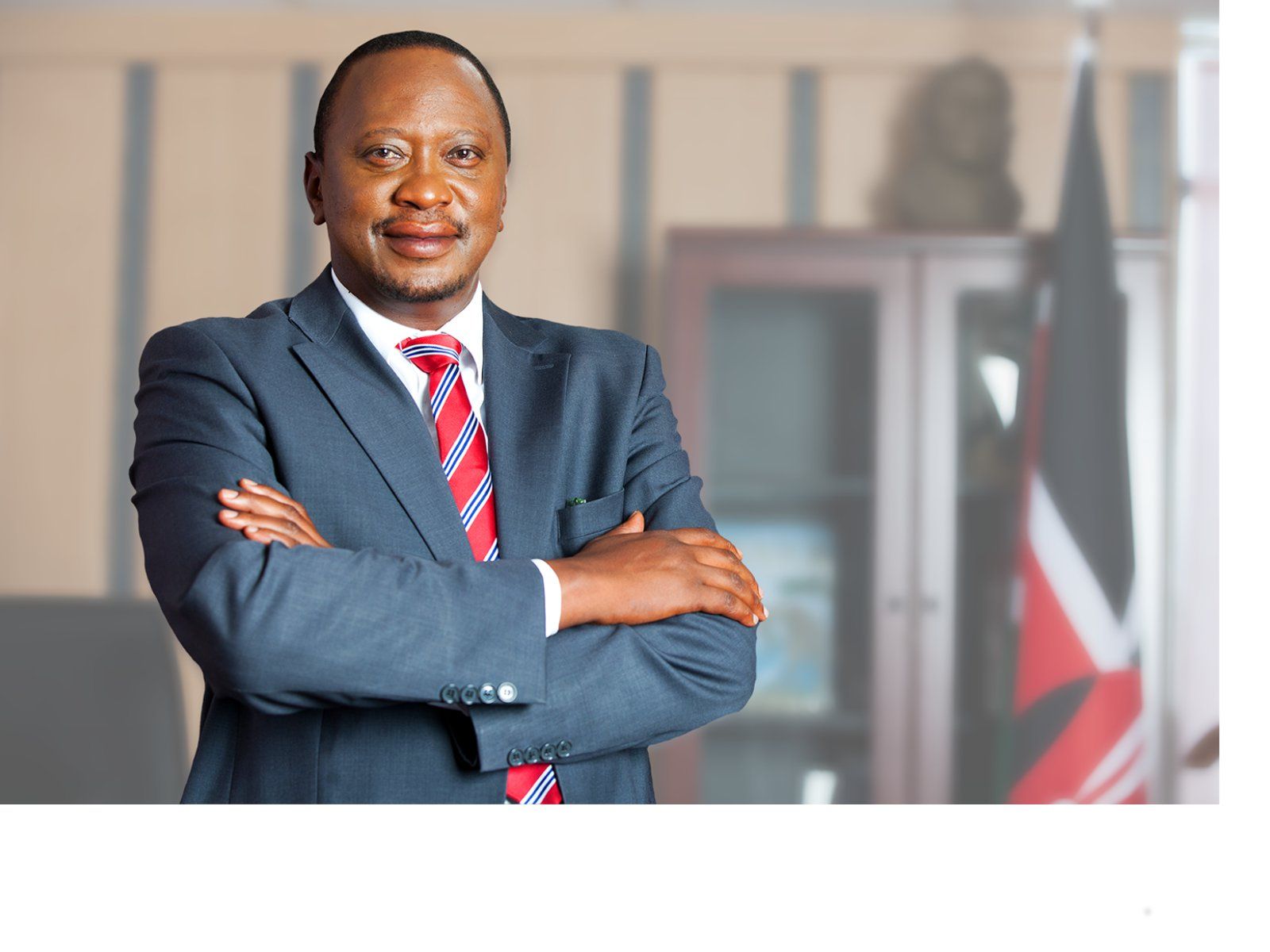 Uhuru Kenyatta - 10 Revealing  Jaba Kenyatta
