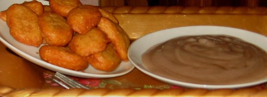 akara_akamu - Nigerian foods