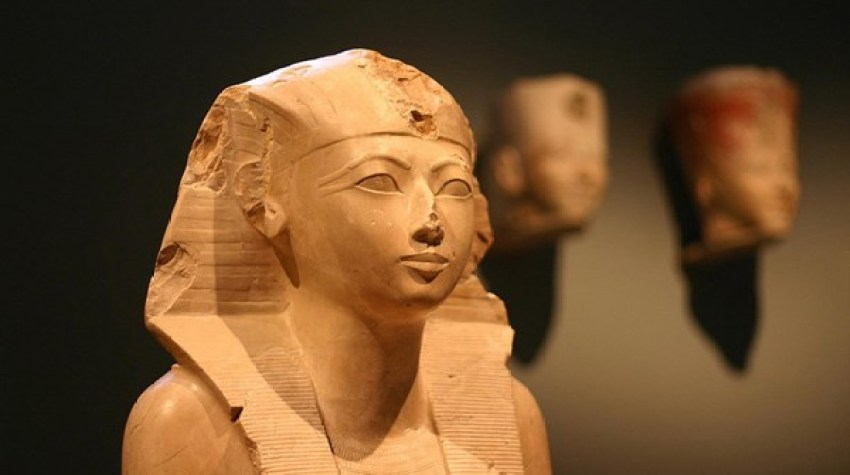 Hatshepsut-queen-mummy - African warriors
