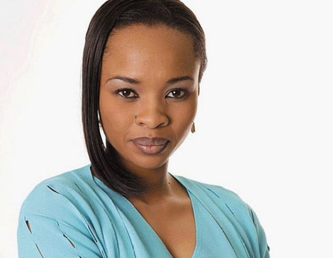 Linda_Sokhulu - south african actresses