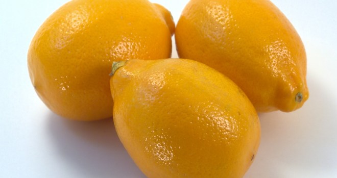 Meyer-lemon-ripe - 20 Most Weird Fruits
