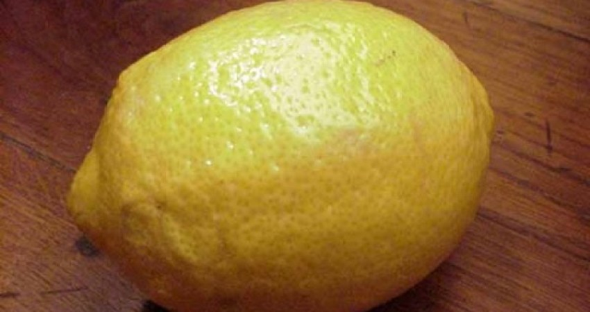 Yuzu, or Japanese citron