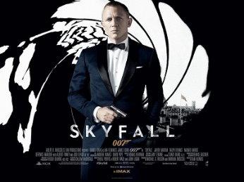 Skyfall, Movie Review